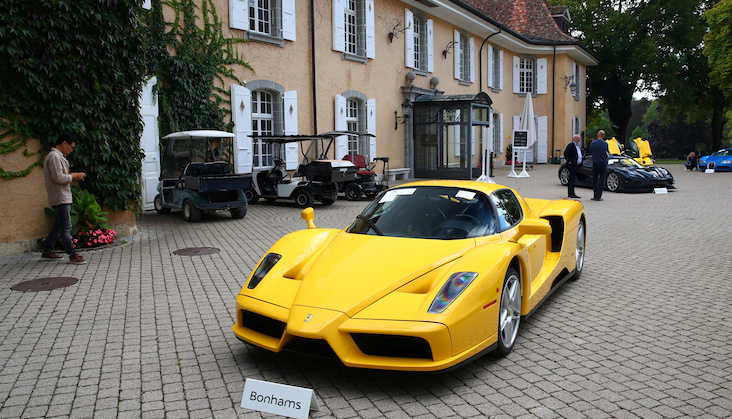 Luxury car owned by the president of equitorial guinea up for auction.jpg